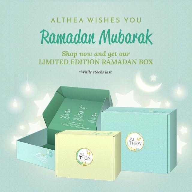 Ramadan Time On Althea!