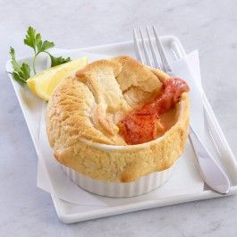 Lobster Pot Pies