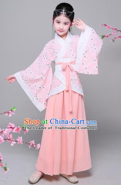 3a895b884117 Traditional Chinese Han Dynasty Children Costume