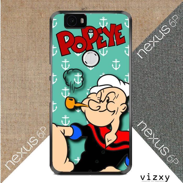 POPEYE W3340 Huawei Google Nexus 6P Case