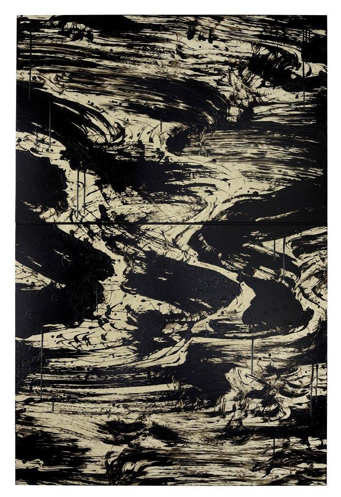 Fabienne Verdier, Instability I, 2016, Waddington Custot