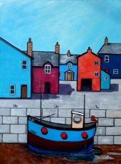 Paul Bursnall - Fishing Boat