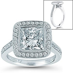 Pretty in love with this ring from Costco. Too bad (even with the sale & Costco discount) it's still $78,999.99!  :-)