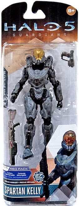 McFarlane Toys Guardians Halo 5 Series 1 Spartan Kelly Action Figure