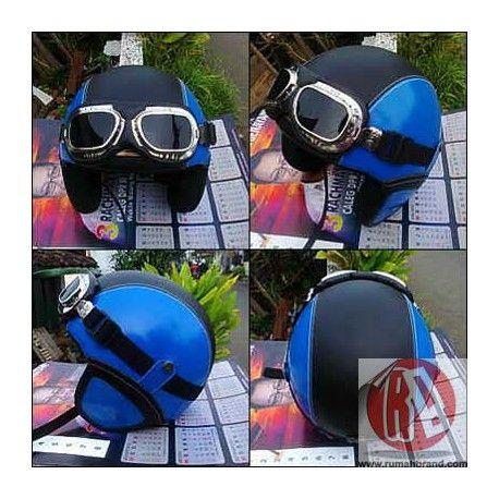 Helm Classic (HC-6) @Rp. 215.000,-   http://rumahbrand.com/helm-kustom/845-helm-classic.html