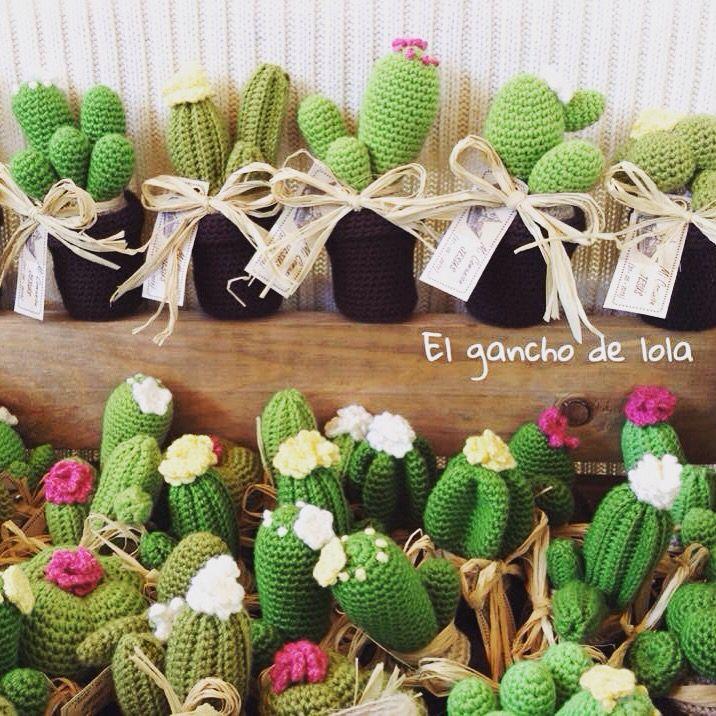 #elganchodelola #cactus #amigurumi #crochet