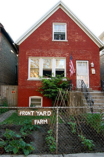 Front Yard Farm--How charming! wish more places would be so welcoming to the idea