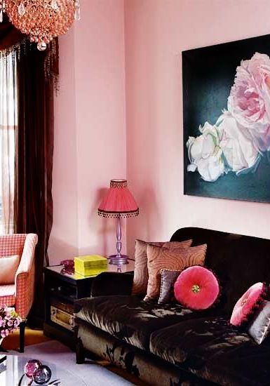 185 best Haute Decor-Pink images on Pinterest | Baby girl nurserys ...
