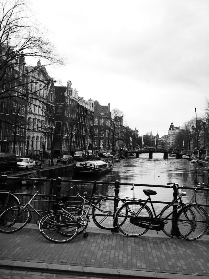 Canals of Amsterdam  #trainthetripperintoyou