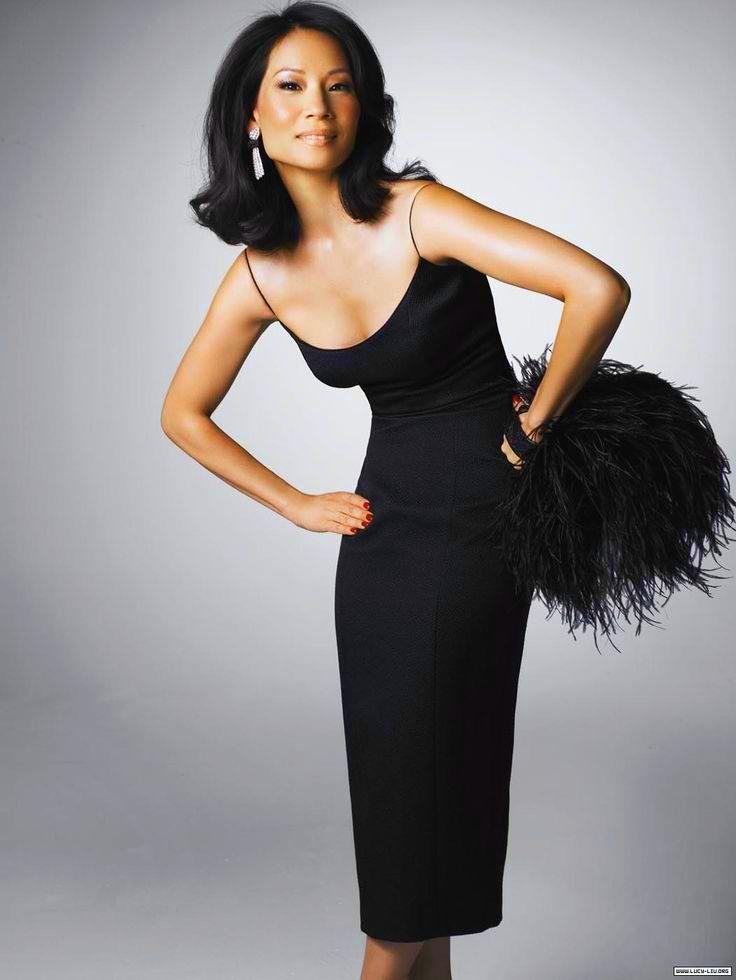 Lucy Liu Glam