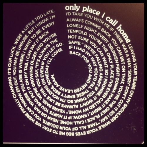 Every avenue only place i call home song i 39 ve been for Why is house music called house
