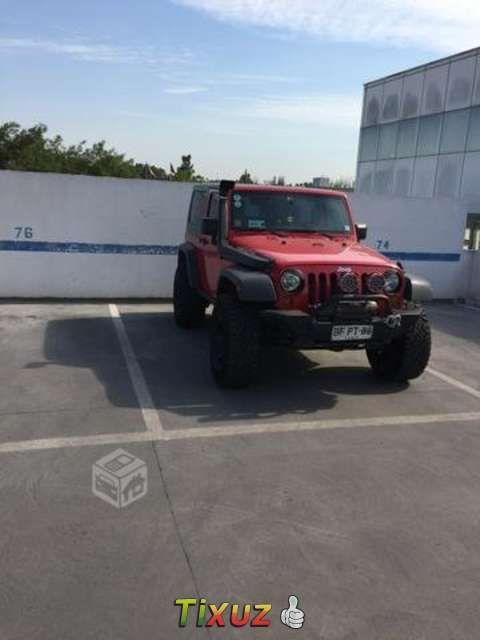 Jeep wrangler rubicon 2,8 diésel año 2008