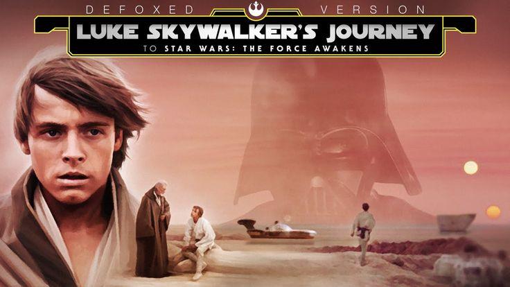 Luke Skywalker's Journey is back!  #StarWars #LukeSkywalker