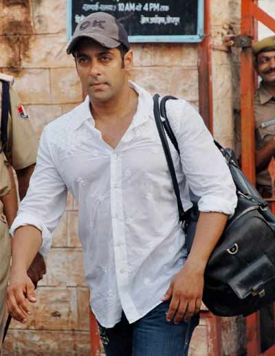 Salman on travel