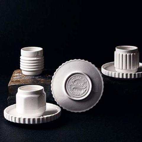 designdelicatessen - Seletti - Diesel machine - Kaffekopper 3 stk - Seletti