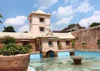 foto istana taman sari