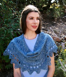 Ravelry: A Garden Of Shawls - patterns