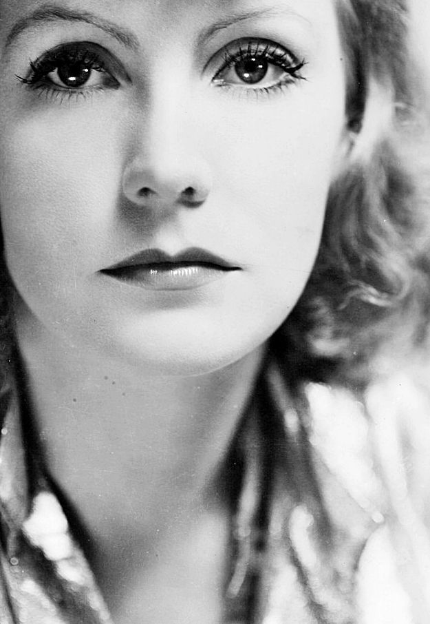 """Greta Garbo - when I was 15 I was in a car that hit a bus and I lost half my eyebrow. As I was laying on the surgical table getting sewed back together the surgeon said to me ' you look just like Greta Garbo'. I was highly insulted to look like such an """"old"""" woman. Now I'm over 70 - ha ha ha."""