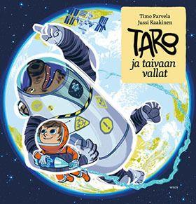 Taro ja taivaan vallat on kuvakirja kaikille seikkailunhaluisille. Se on itsenäinen jatko-osa kirjalle Taro maan ytimessä.