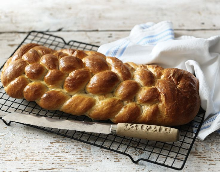 Paul Hollywood's plaited loaf looks fabulous and provides lots of lovely golden crust