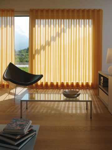 Designer curtains from Leroon Curtain Designs