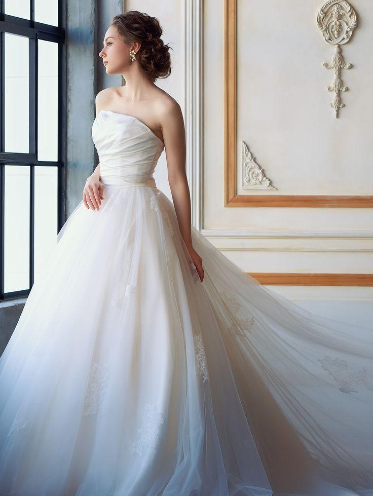 ウェディングドレス コレクション|Cinderella & Co.【シンデレラアンドコー】