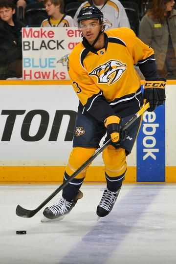 Seth Jones #3 Nashville Predators