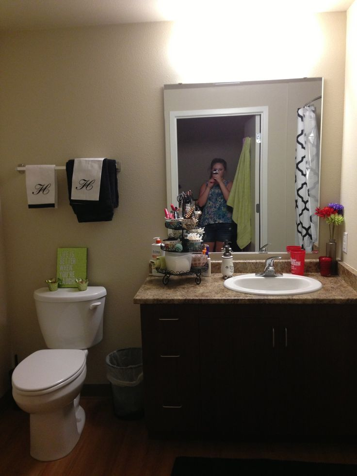 Own Bathroom In 4X4 At Cardinal Court