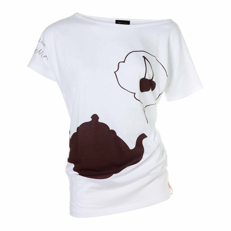 STELLA T-shirt cherry tea