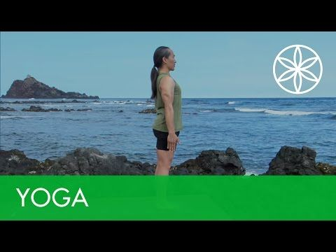 Rodney Yee: Yoga for Energy and Stress Relief - Restorative Poses | Yoga | Gaiam - YouTube