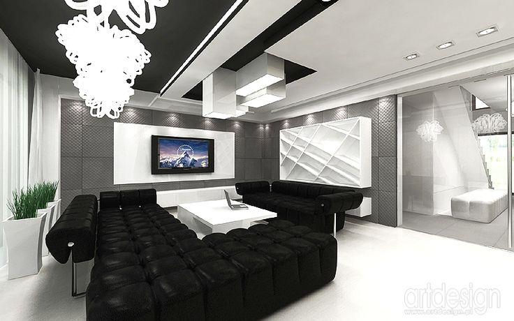 wnętrza apartamentów Niemcy projektowanie biuro wnętrz