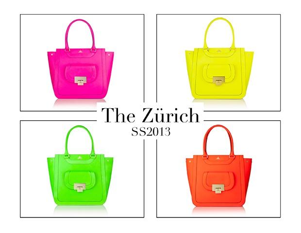 Zurich Fluorescent collection
