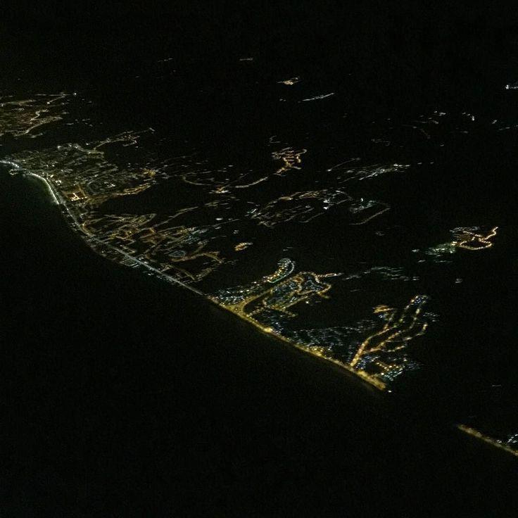 #Malaga #clearsky #bynight
