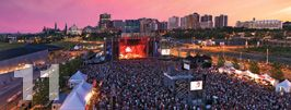 Awesome Ottawa Experience # 11 - Feel The Beat at the RBC Royal Bank Bluesfest