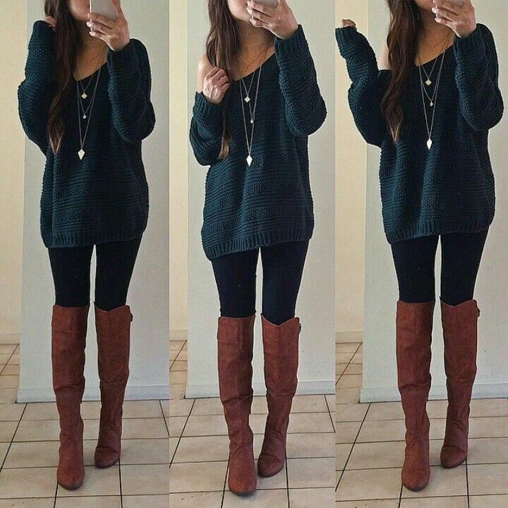 Big sweaters will fill my closet :)