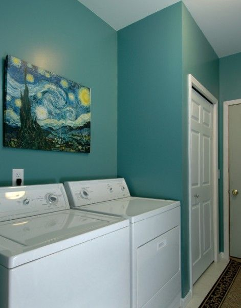 12 best home redo images on pinterest home ideas for - Laundry room wall ideas ...
