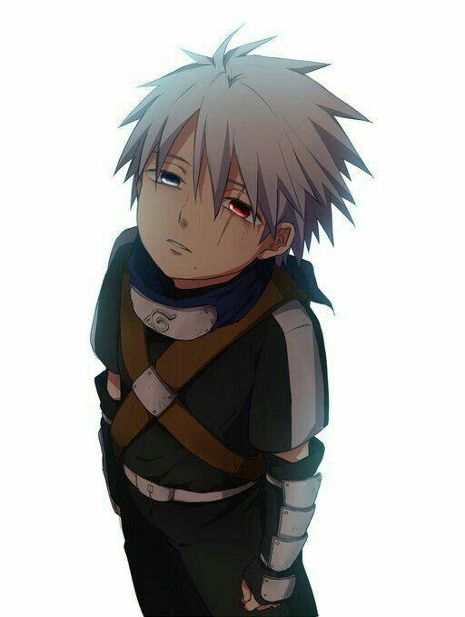 Naruto Shippuden Kakashi Unmasked The 25+ best Kakashi u...