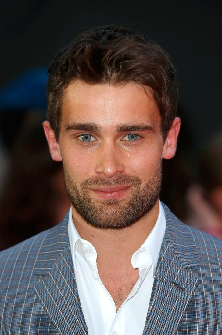 Pin for Later: Bored of Benedict? Add These 33 Hot British Actors to Your List! Christian Cooke