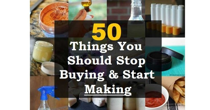 Society at large has become quite dependent upon pre-made and store-bought items. But with a little bit of time on your hands you can whip up high-quality alternatives. Additionally, you can avoid the unknown additives of store-bought items by opting to make your own products... #fal #spr #sum