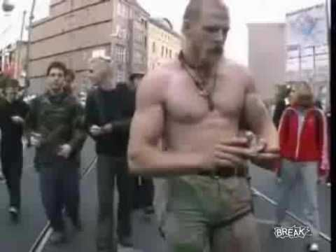 Sometimes I think about the techno viking...