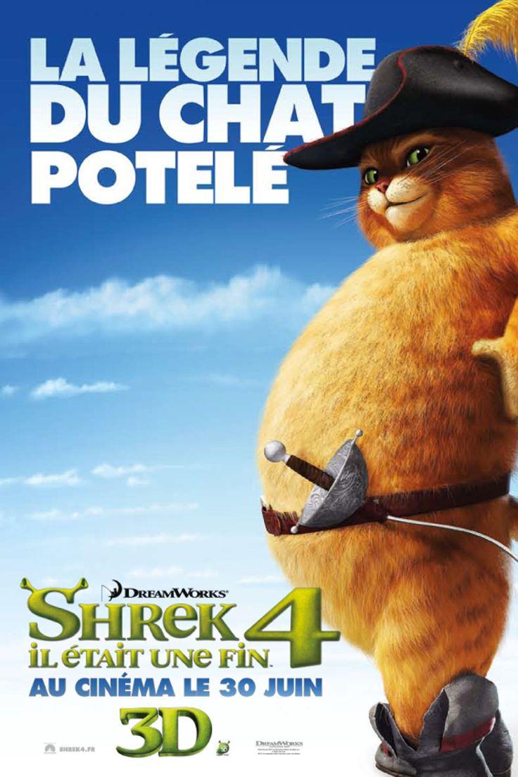 Shrek 4, il était une fin est un film réalisé par Mike Mitchell (2010).  Après avoir vaincu un méchant dragon, sauvé une belle princesse et le royaume de ses parents, que peut encore faire un ogre malodorant et mal léché ? Domestiqué, assagi, Shrek a perdu jusqu'à l'envie de rugir et regrette le bon vieux temps où il semait la terreur dans le royaume. Aujourd'hui, tel une idole déchue, il se contente de signer des autographes à tour de bras. Trop triste...