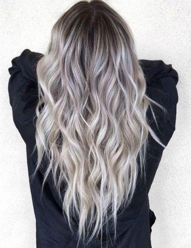 Gelecekte saçım
