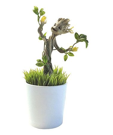 OMG SO CUTE! Another great find on #zulily! Marvel Grow and Glow Groot Plant #zulilyfinds