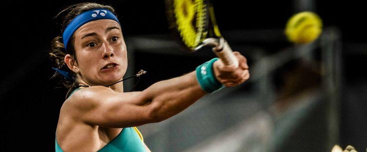 Tennis - WTA - Nottingham : Sevastova, Davis, les têtes de série tombent    Publié le 13 juin 2017 à 23H04    Rédaction    McHale a achevé cette journée de tennis à Nottingham par une victoire difficile sur la tête d... http://www.sport365.fr/tennis-wta-nottingham-sevastova-davis-tetes-de-serie-tombent-4292062.html?utm_source=rss_feed&utm_medium=link&utm_campaign=unknown