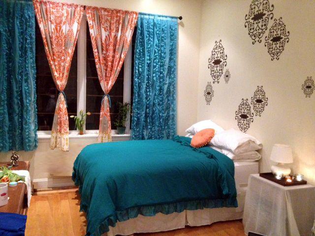 Марокканский интерьер спальни + 29 фото спален в марокканском стиле