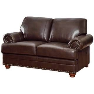 Check out the Coaster Furniture 504412 Colton Traditional Love Seat with Rolled Arms priced at $604.00 at Homeclick.com.