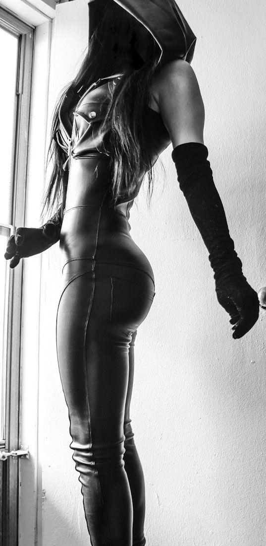 The first Toxic Vision catsuit that I made belongs to Madonna, the second and third went to the ladies in The Oath, the fourth and fifth bel...