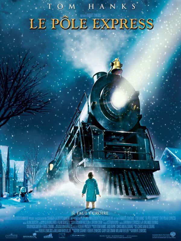 Le Pôle Express est un film de Robert Zemeckis avec Tom Hanks, Leslie Harter Zemeckis. Synopsis : Un jeune garçon qui se met à douter de l'existence du père Noël monte dans un train mystérieux en partance pour le pôl