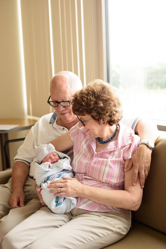 Marjorie Jones Photography | 10 Photos to Take on Baby's First Day