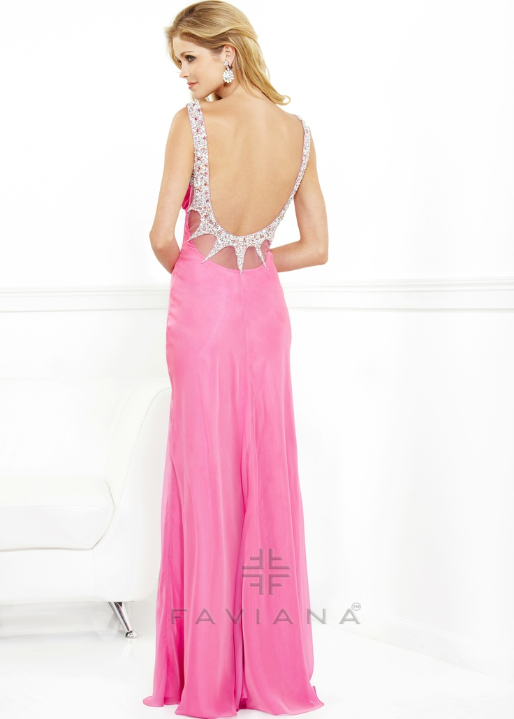 9 best Faviana Prom II images on Pinterest | Party wear dresses ...